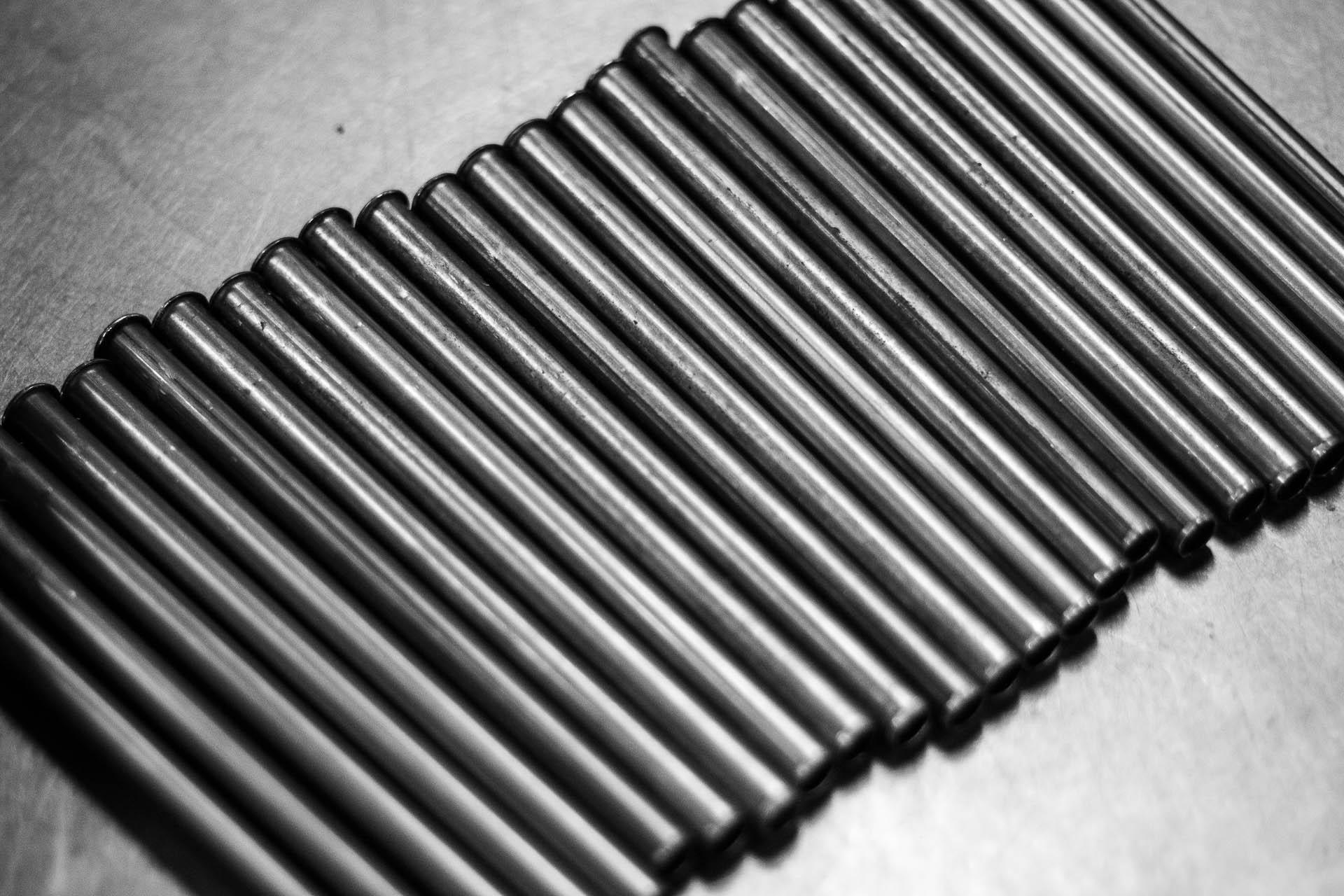 Produkcja nitów rurkowych do palet typu DüsseldorfDHP